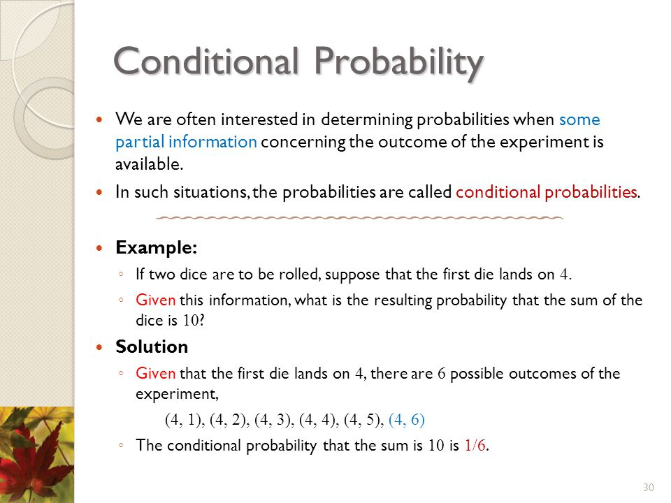 Chapter 4 Probability Ppt Video Online Download