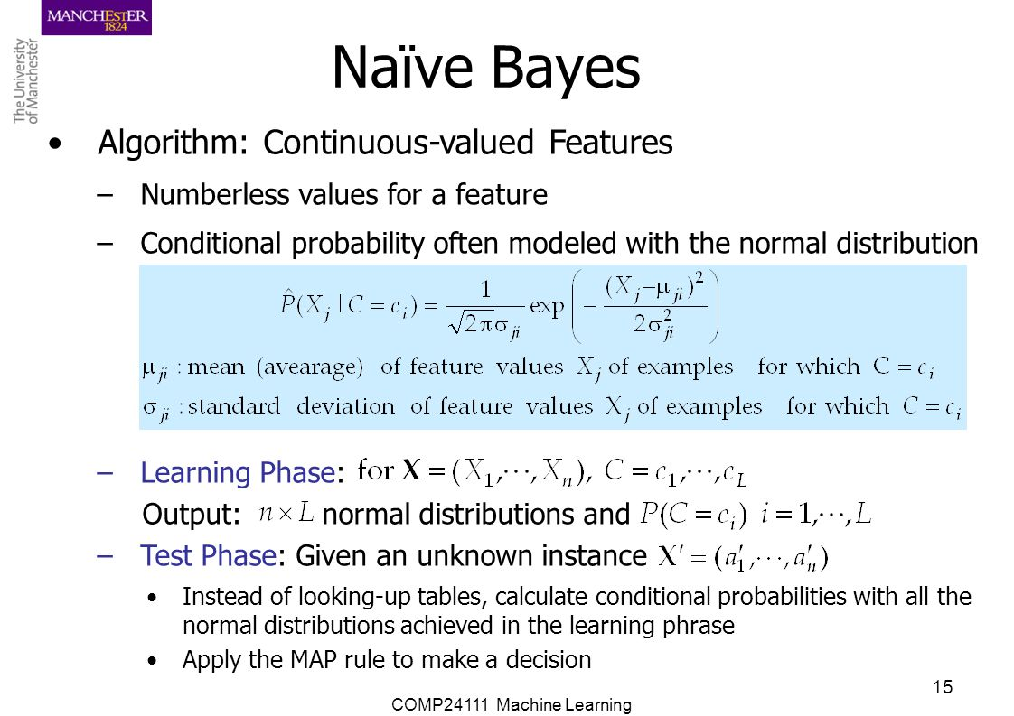 Nave Bayes Classifier Ppt Download
