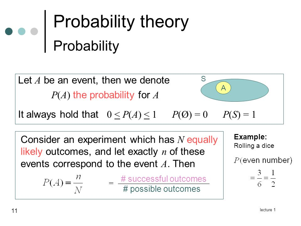 probability theory and ans 2007-08-27 introduction to probability and statistics introduction to probability and statistics  would only decrease the probability that readers would persevere and arrive at an understanding of the fundamentals of probability theory.