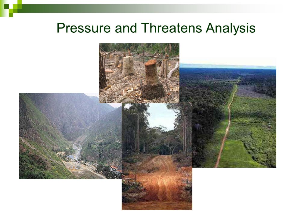 Pressure and Threatens Analysis