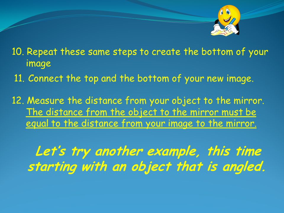 10. Repeat these same steps to create the bottom of your image
