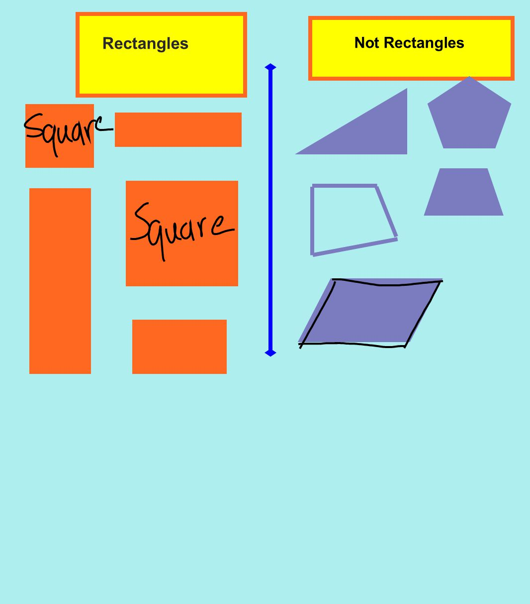 Rectangles Not Rectangles