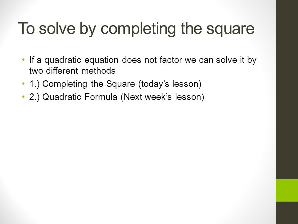 how to solve square 1 pdf