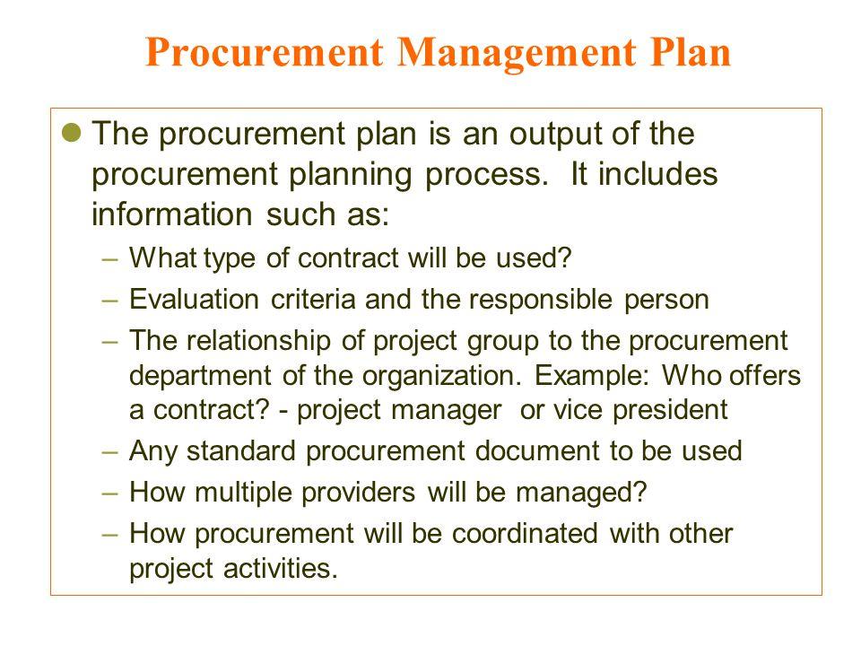 Project Procurement Management Mohammad A. Rob - ppt video online ...