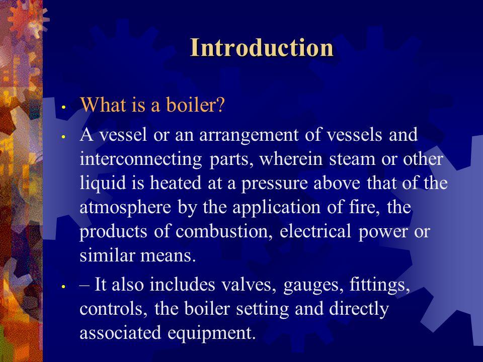 Lesson 17 Marine Boiler. - ppt video online download