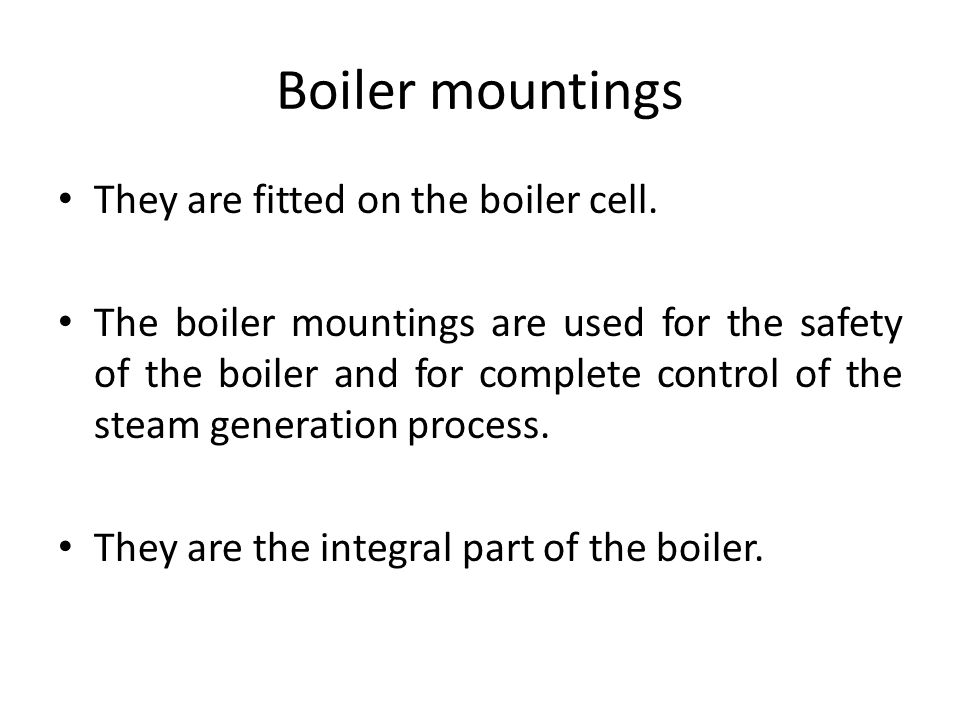 Image Result For Steam Boiler Mountings Accessories Pdf