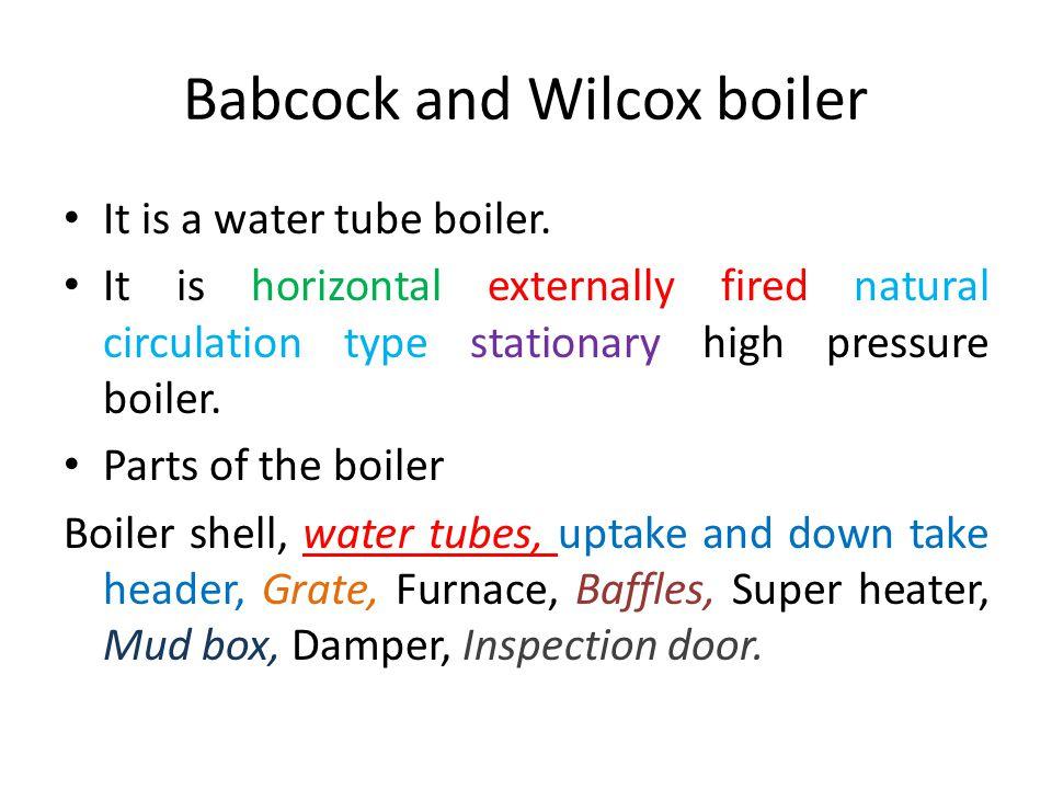 Steam Boilers UNIT-VI. - ppt download