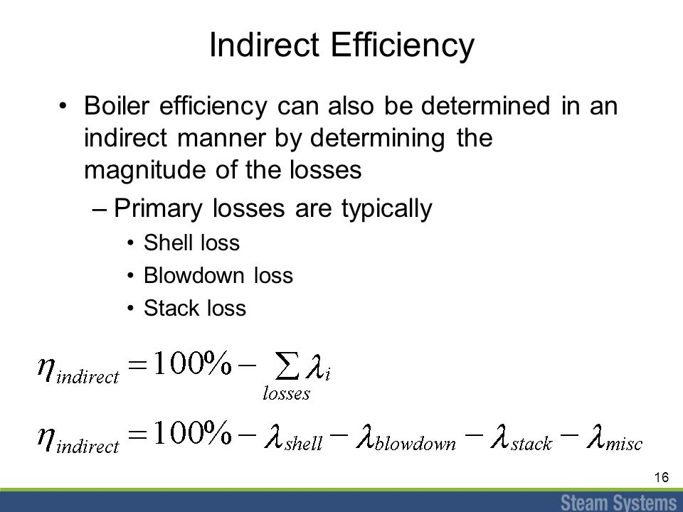 Steam Generation Efficiency - ppt video online download