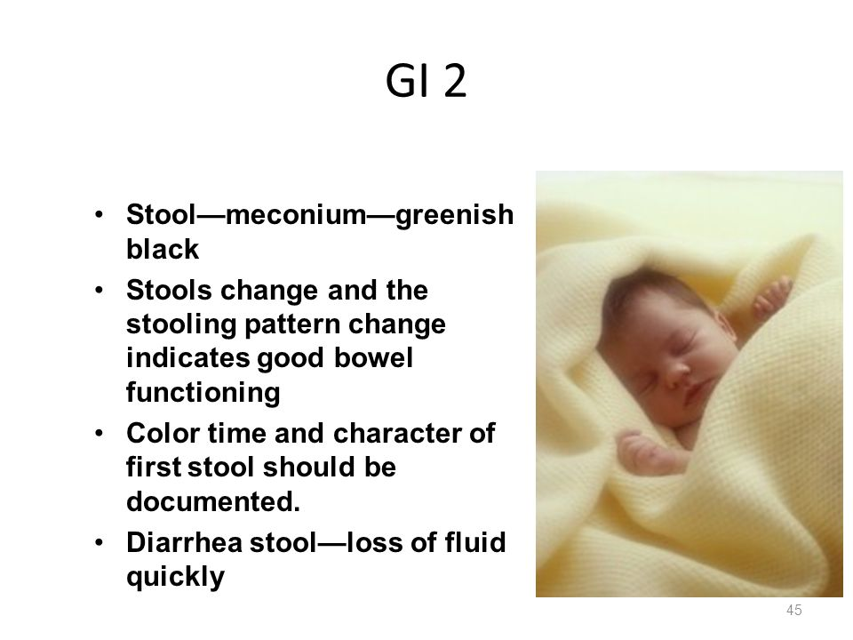 Growth And Development The Newborn Baby Ppt Video