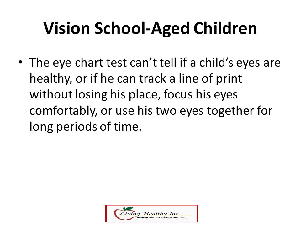 Hearing And Vision Screening Who When And Why Ppt Video Online