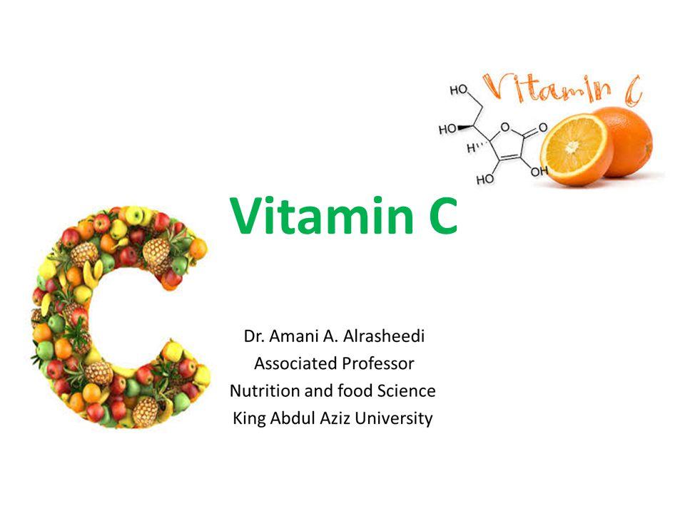 Vitamin c ppt download 1 vitamin c toneelgroepblik Gallery
