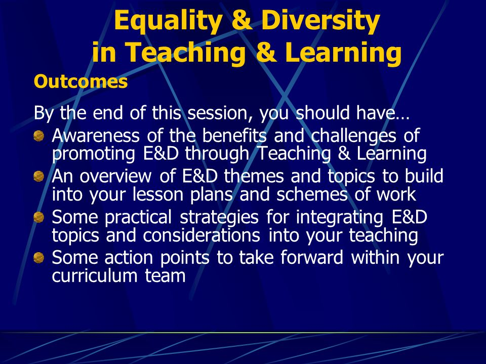 Diversity equality essay health in promoting