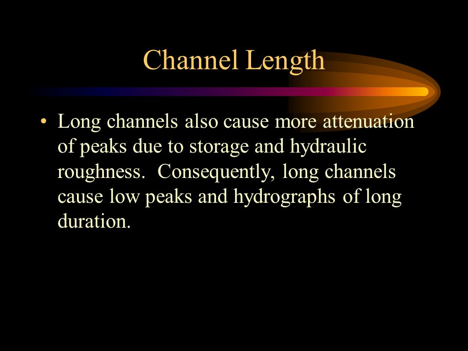 Channel Length