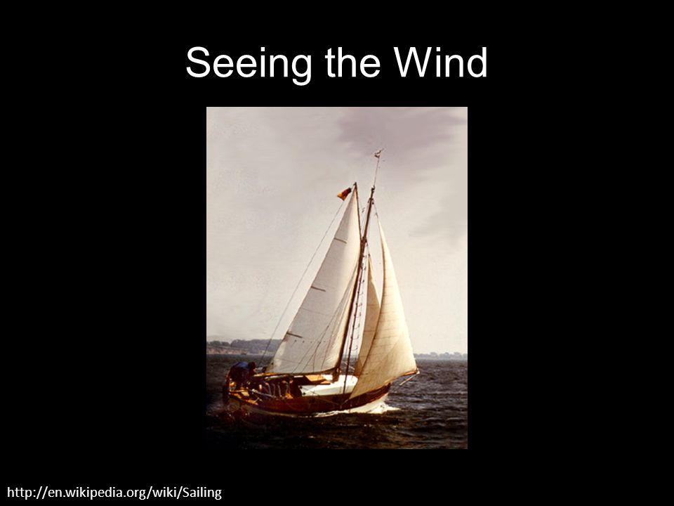 Seeing the Wind