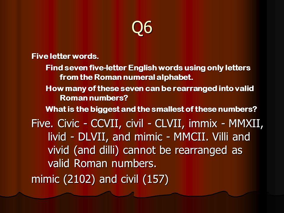 Roman Quiz Ppt Video Online Download