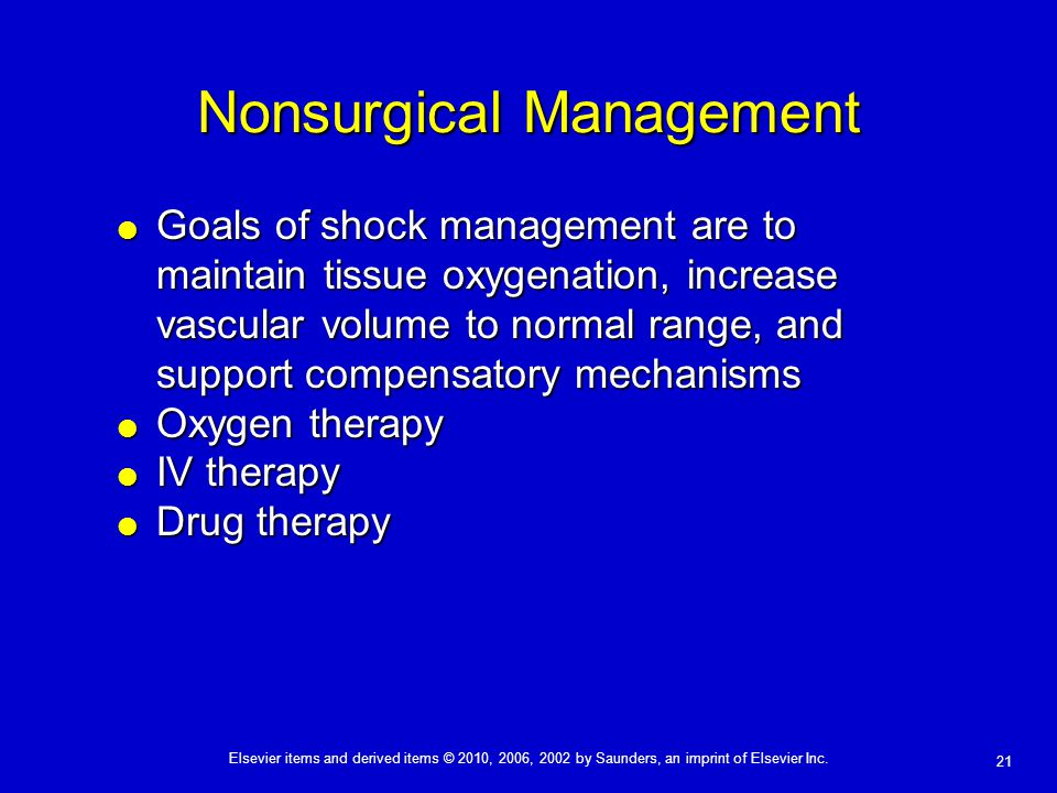 Nonsurgical Management