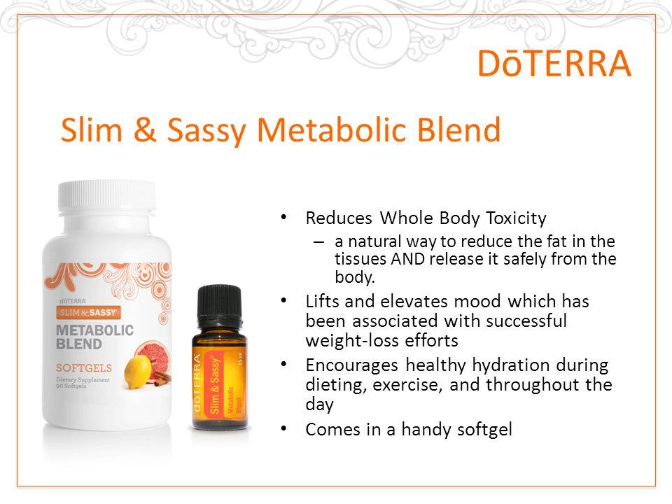 Dōterra Slim Sassy Weight Management System Ppt Video Online
