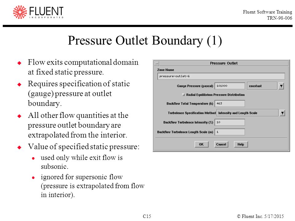 Pressure Outlet Boundary (1)