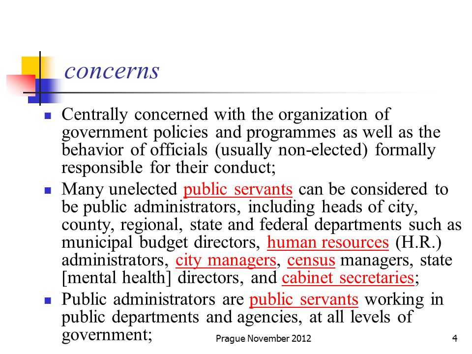 which cabinet department is responsible for conducting the us census administration theory and practice ppt 28440