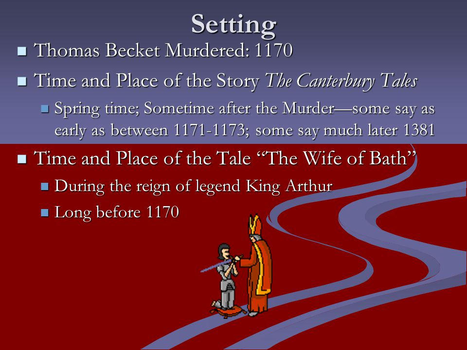 wife of bath the canterbury tales
