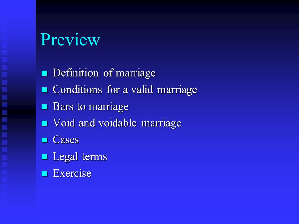 Marriage Unit ppt video online download