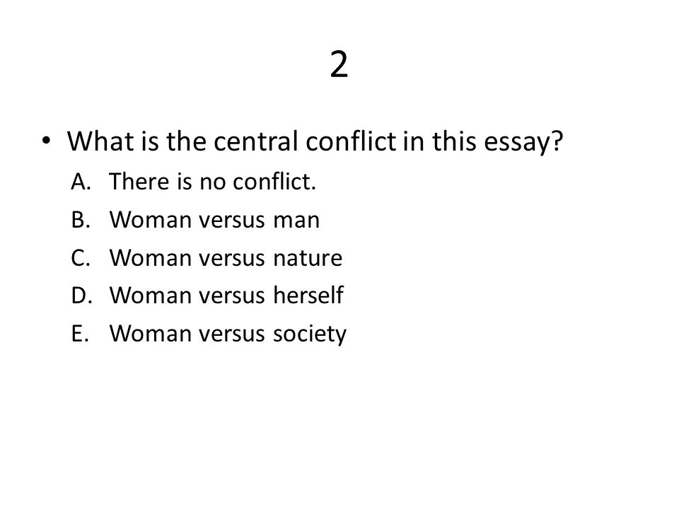 I Want A Wife By Judy Brady  Ppt Video Online Download  What Is The Central Conflict In This Essay There Is No Conflict Thesis For Essay also All Assignment Help  Thesis Statement Narrative Essay
