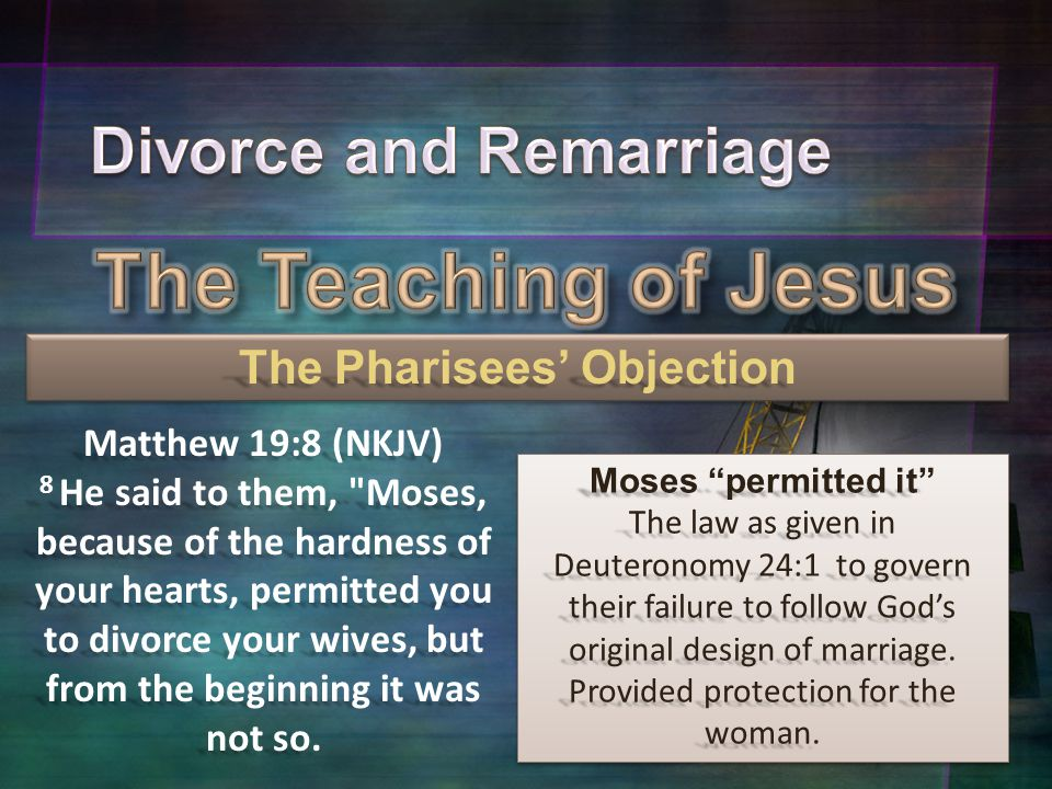 Divorce and Remarriage - ppt video online download
