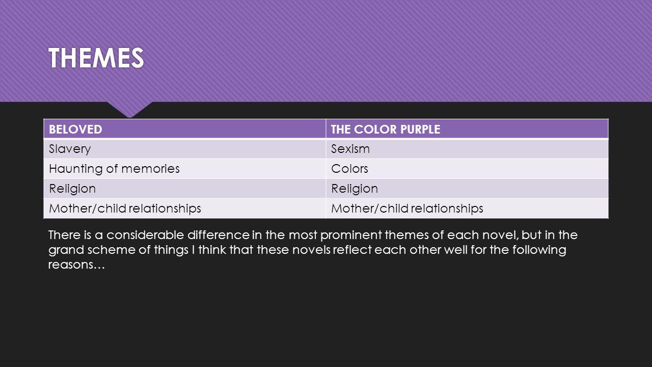 The Color Purple By Alice Walker Beloved By Toni Morrison Ppt Video Online Download