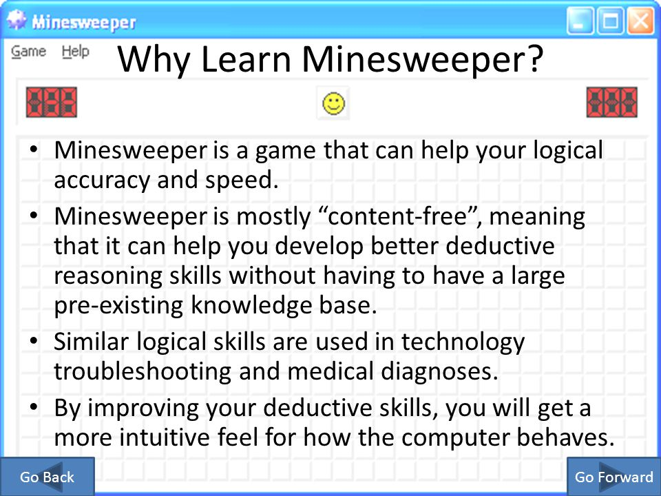 Learning to Play Minesweeper - ppt video online download