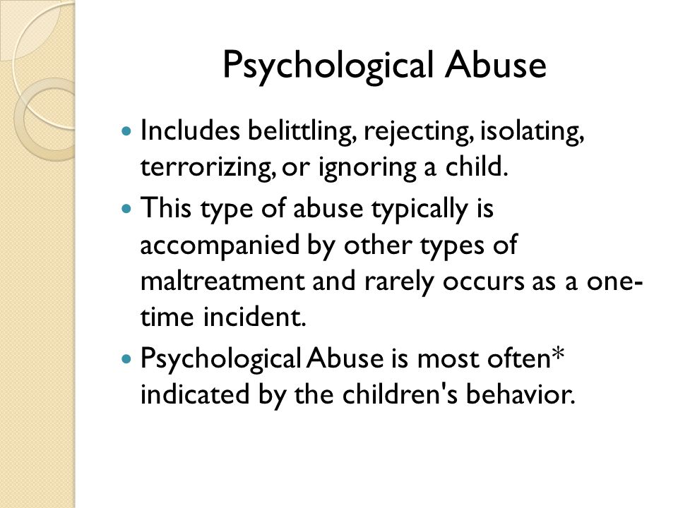 types of physical abuse pdf