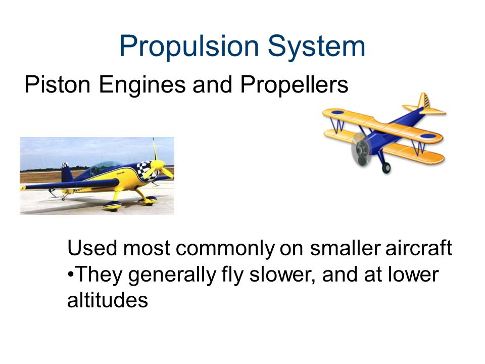 Aircraft and jet propulsion systems |authorstream.