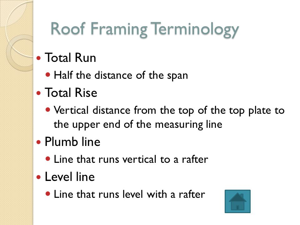 Roof Framing Unit ppt video online download