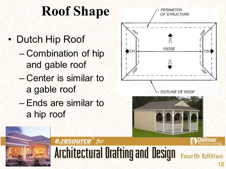 Chapter 20 Roof Plan Components Ppt Download