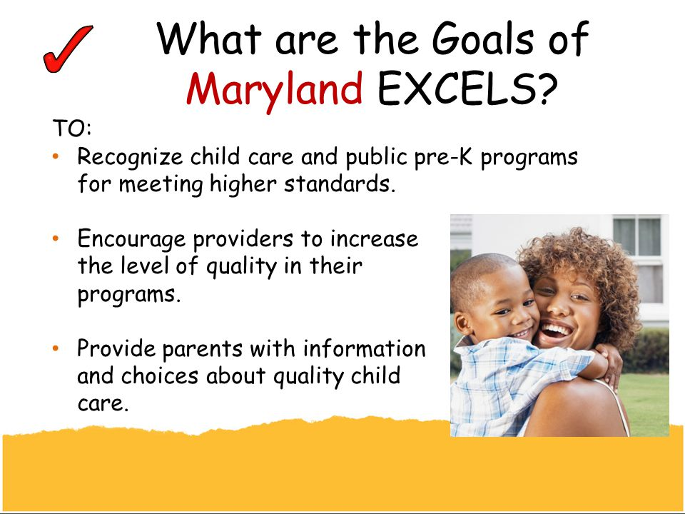 Quality Care And Education System For Marylands Children Ppt Download