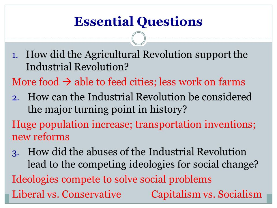 industrial revolution in america