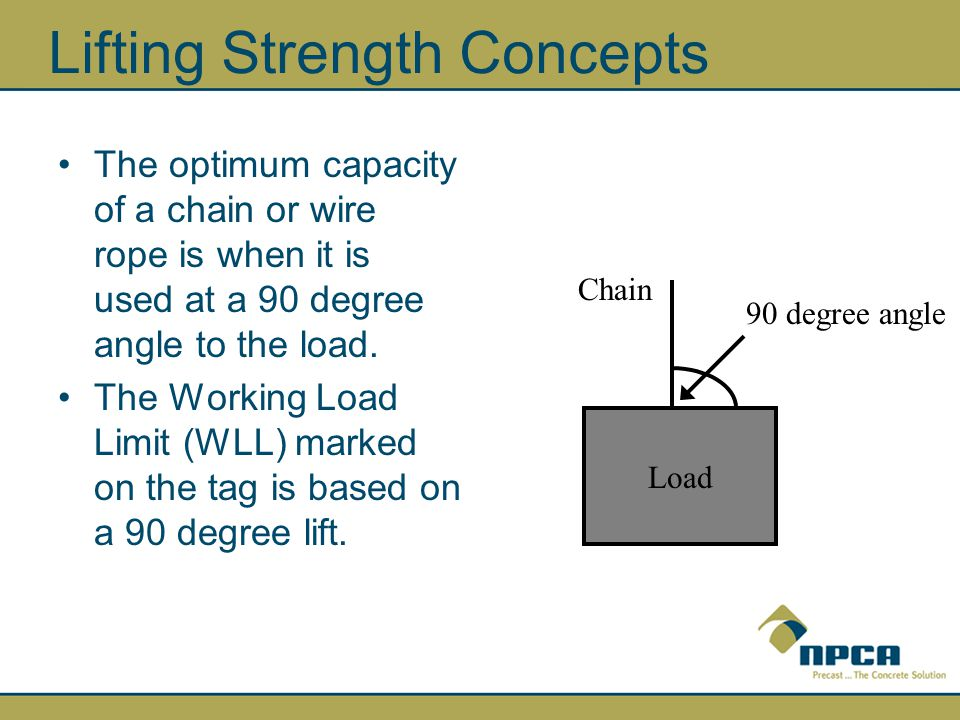 SAFE HANDLING OF PRECAST CONCRETE PRODUCTS - ppt video online download