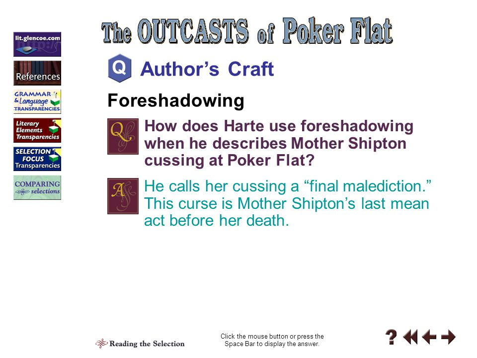 Outcasts of poker flat setting — photo 2