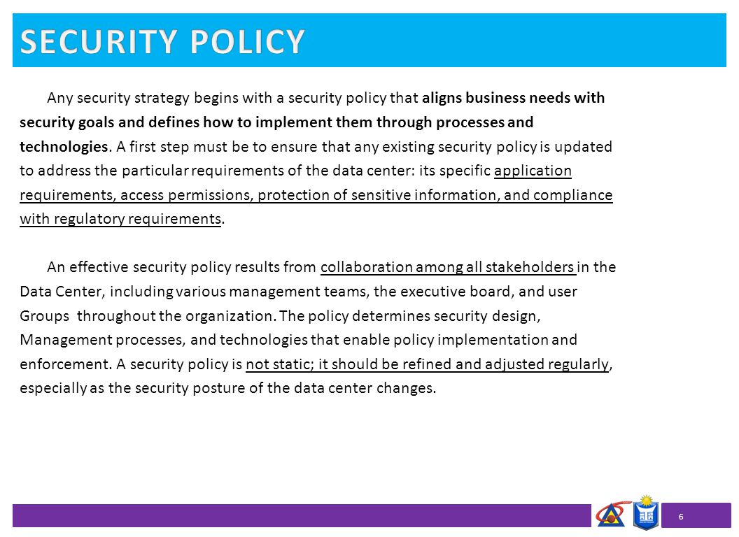 Data Center Security Control Ppt Video Online Download