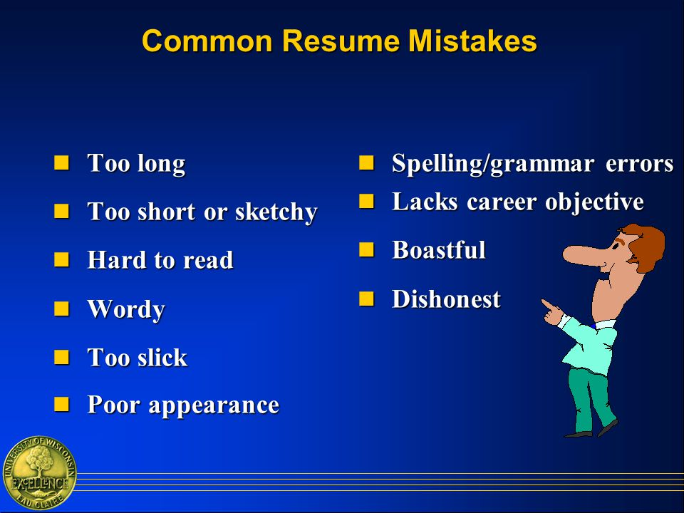 resume preparation and interviewing tips ppt download