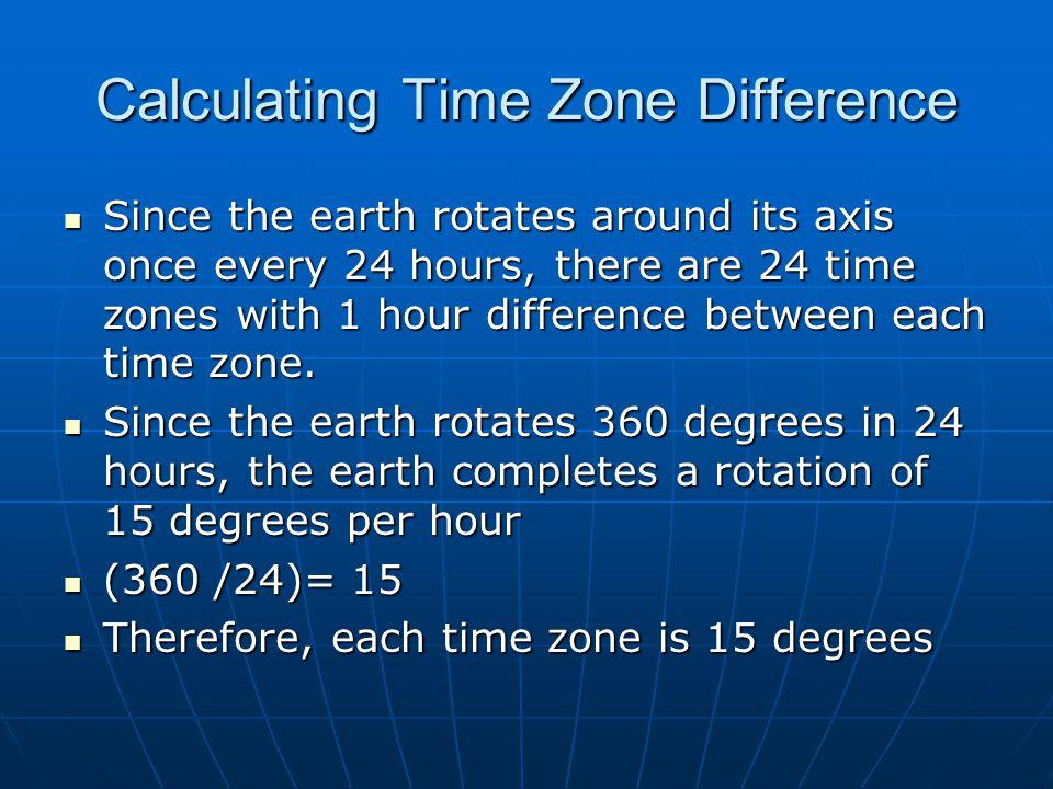Time Zones CGC1D. - ppt video online download
