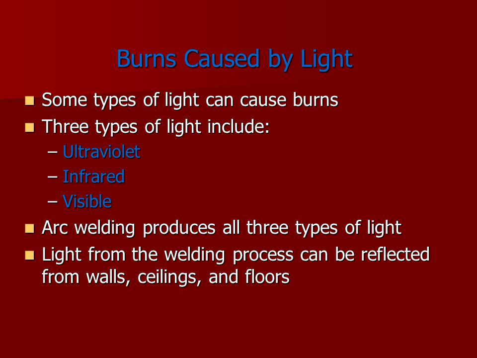 Chapter 2 Safety in Welding - ppt video online download