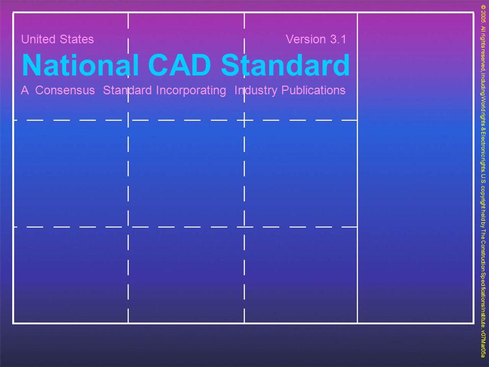 National CAD Standard United States Version ppt download