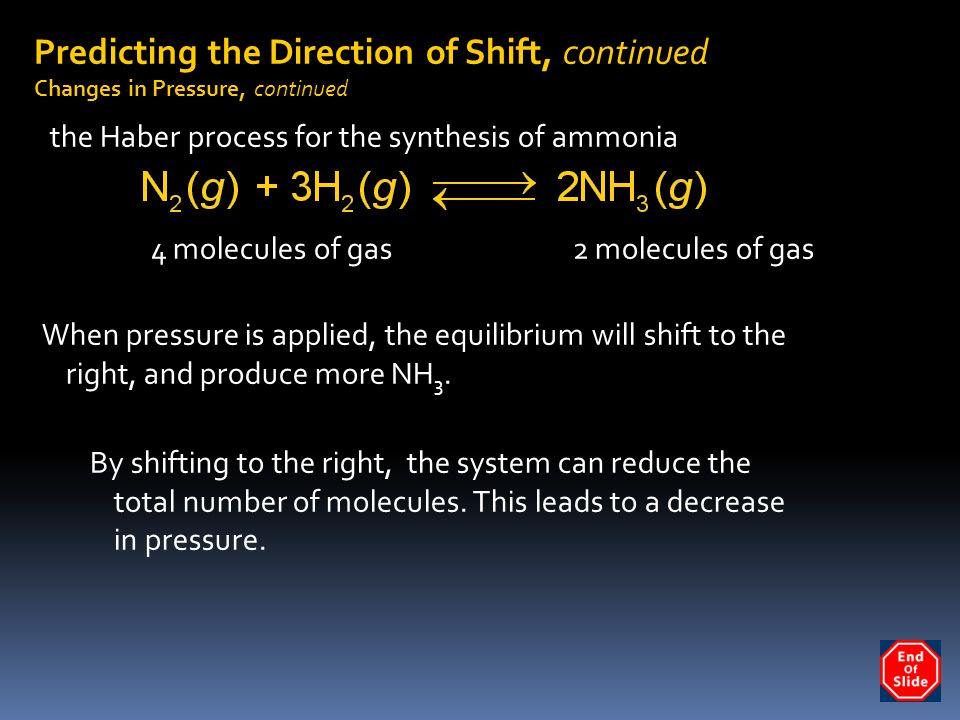 Predicting the Direction of Shift, continued