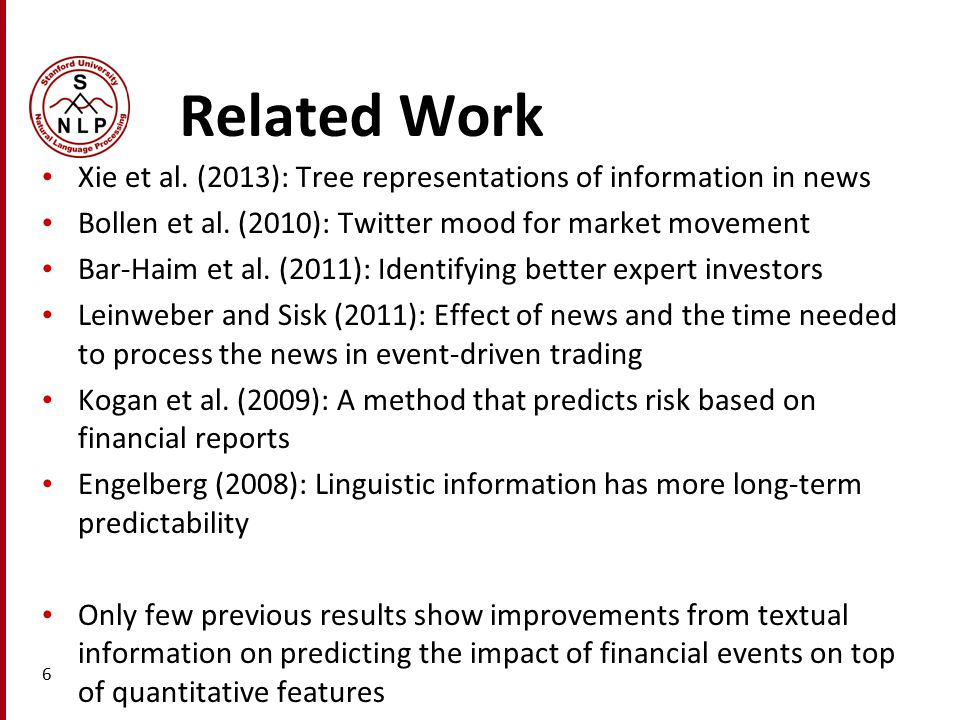 On the Importance of Text Analysis for Stock Price