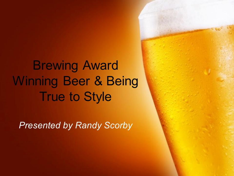 Brewing award winning beer being true to style ppt download free powerpoint templates brewing award winning beer being true to style toneelgroepblik Choice Image