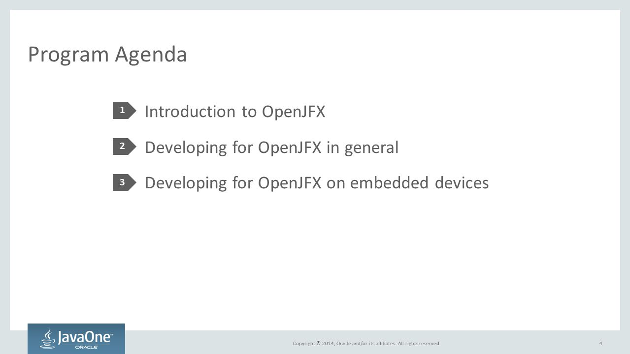 OpenJFX for Embedded Devices - ppt video online download
