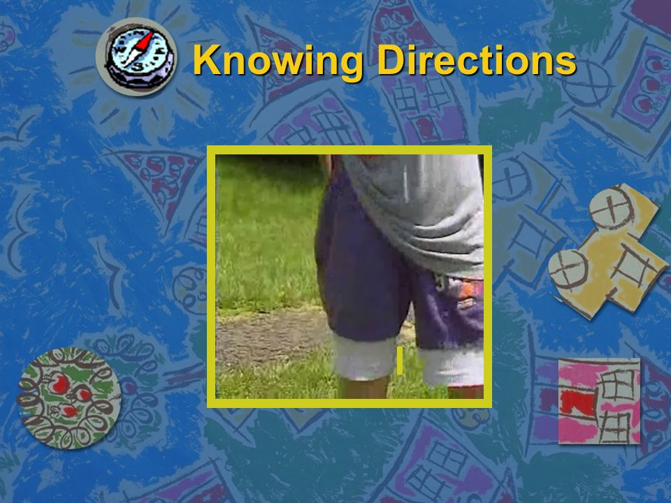 Knowing Directions