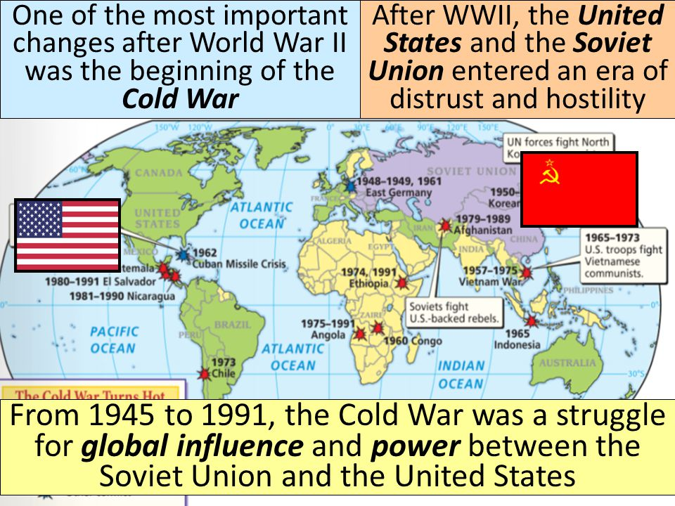 The cold war begins ppt video online download one of the most important changes after world war ii was the beginning of the cold gumiabroncs Images