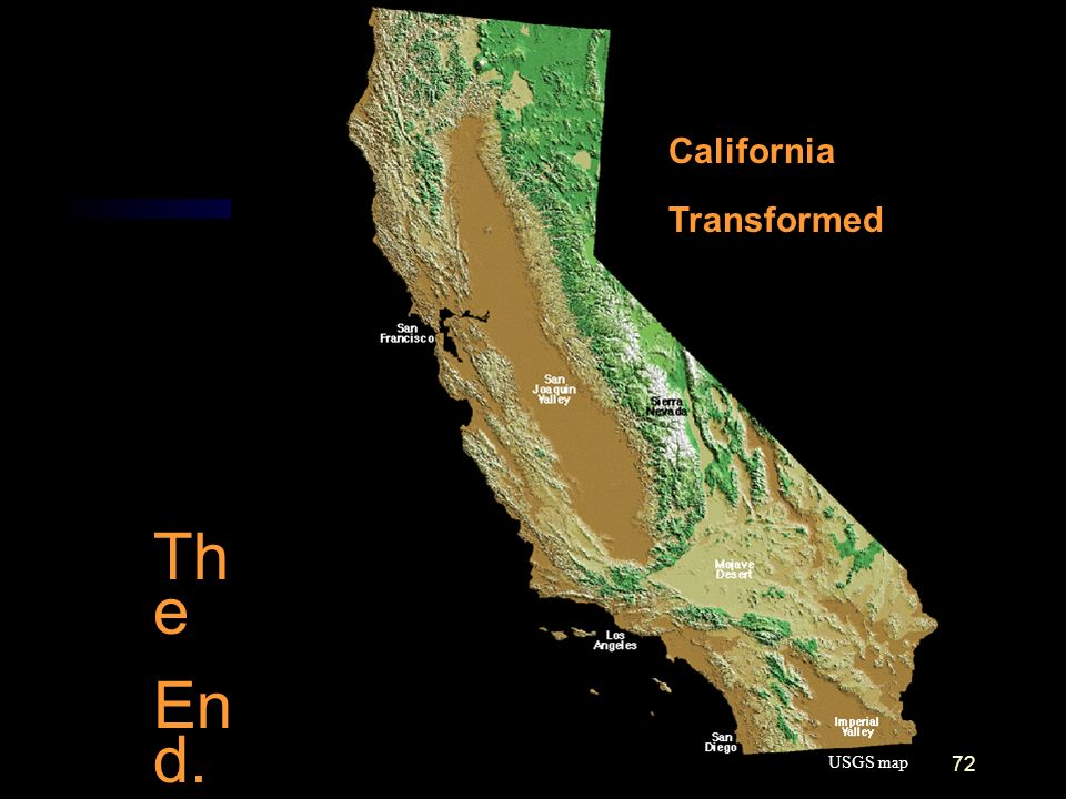 California Transformed