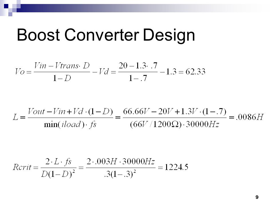 Photovoltaic Power Converter - ppt download